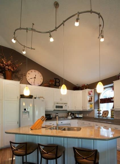 vaulted ceiling lighting options kitchen lighting ideas vaulted ceiling kitchen lighting