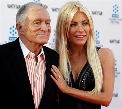 Hugh Hefner's wife breaks silence on Playboy founder's death