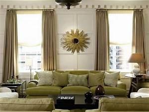 Living room decorating ideas drapes curtain