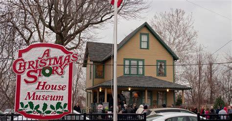 cleveland christmas story house inside - Christmas Story House Cleveland