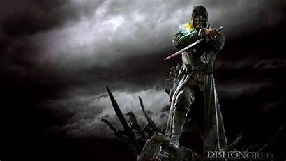 Cool Dishonored Wallpapers Backgrounds Desktop Games Mobile