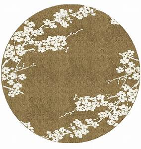 tapis rond laine 7 idees de decoration interieure With tapis rond laine
