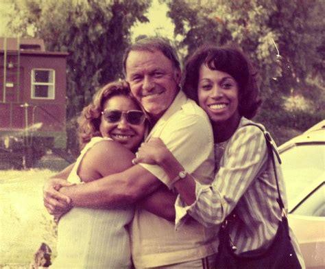 Frank Sinatra & Altovise Davis (sammy's Wife)