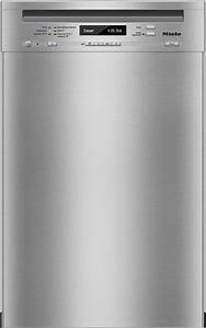 Miele Spülmaschine 45 Cm : miele unterbaugeschirrsp ler g4820scu 0 87 l 9 ma gedecke 45 cm breit online kaufen otto ~ Frokenaadalensverden.com Haus und Dekorationen