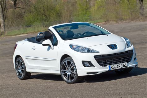 peugeot 207 new new peugeot 207cc black white special edition