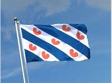 Buy Friesland Flag 3x5 ft 90x150 cm RoyalFlags