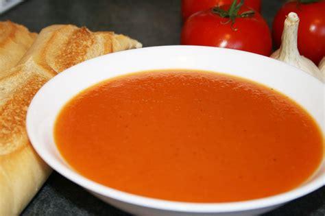 soupe a la tomate maison soupe la tomate maison