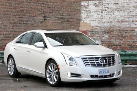 Review 2013 Cadillac Xts