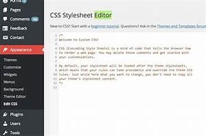 how to edit wordpress templates - how to customize a wordpress theme the garage