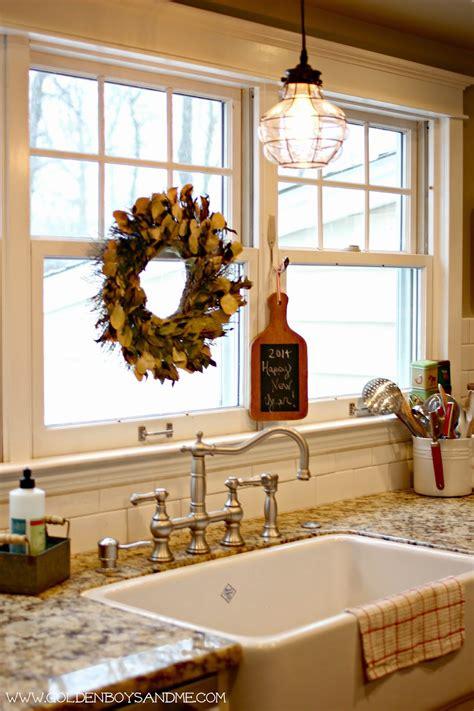 golden boys   winter   kitchen