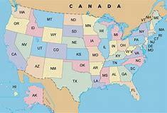 Usa Map Bing Images