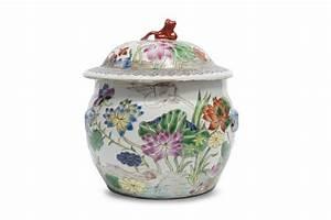Pot A Couvert : pot couvert gingembre chine epoque qing marque qianlong alain r truong ~ Teatrodelosmanantiales.com Idées de Décoration