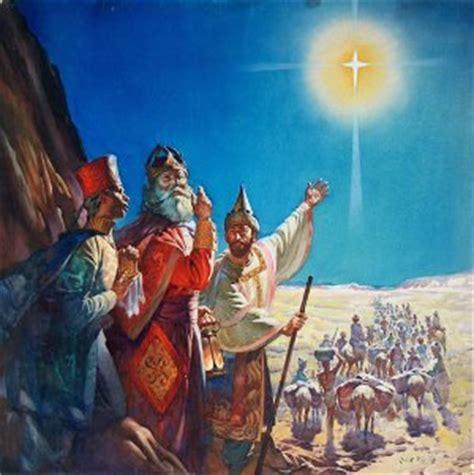 nubuat kunjungan  majus penggenapan nubuat natal