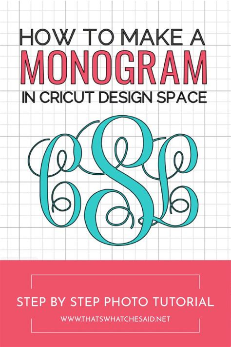 monogram  cricut design space cricut monogram cricut projects vinyl cricut