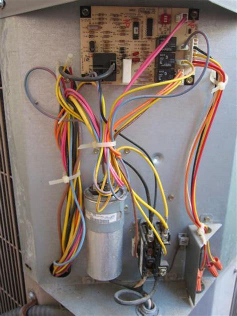 air conditioner  unit   power
