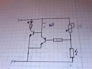 Transistor Berechnen : transistor negation dunkelschaltung ~ Themetempest.com Abrechnung