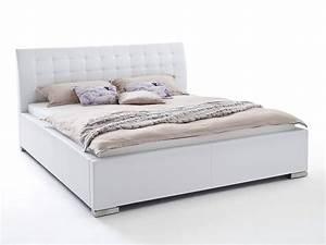 Polsterbett 160x200 Weiß : polsterbett isa comfort wei 160x200 cm schlafen polsterbetten ~ Indierocktalk.com Haus und Dekorationen