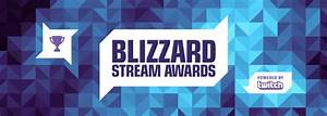 Heroes News Get Out The Vote Blizzard Twitch Award