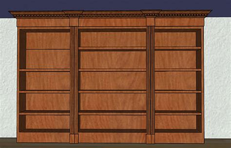 Swinging Bookcase by Pivot Bookcase Door