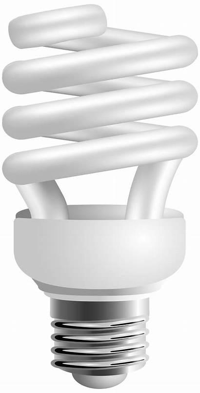 Bulb Energy Saving Clip Clipart Transparent Lamp