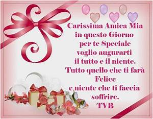 Buon Compleanno Amica Mia Frasi Quotes Of The Day
