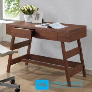 meja belajar jati sederhana toko meja kayu