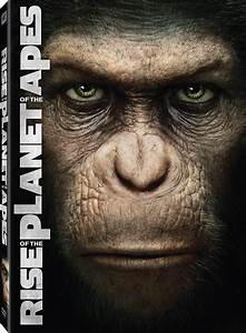 Rise of the Planet of the Apes DVD Release Date December ...