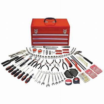 Tool Mechanics Kit Box Apollo Mechanic Tools
