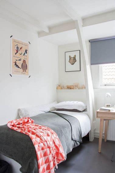 style chambre ado une chambre ado fille style déco scandinave
