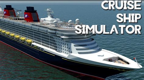 Cruise Ship Simulator - Android Apps On Google Play