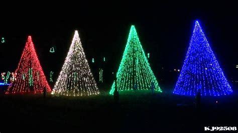 christmas lights of nashville christmas light show 2013 carol of the bells nashville