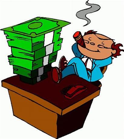 Fool Money Clipart Lot Rich Salary Lots
