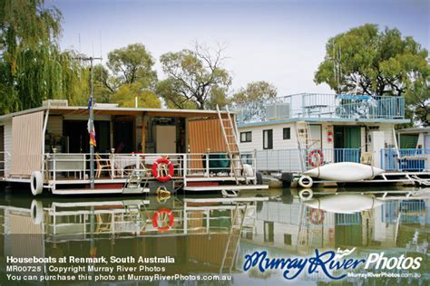Houseboat Renmark by Houseboats At Renmark South Australia