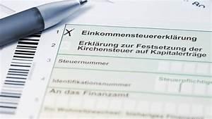 Belege Für Steuererklärung : steuererkl rung das sollten sie beachten um das meiste ~ Lizthompson.info Haus und Dekorationen