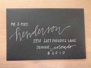 best 25 envelope addressing ideas on pinterest envelope With how to address wedding invitations without calligraphy