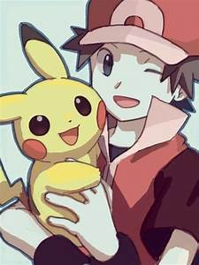 Pikachu And Red Poku00e9mon Pinterest Pokemon Trainer