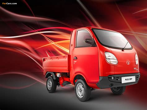 Tata Ace Wallpapers by Tata Ace Zip 2010 Photos 1024x768