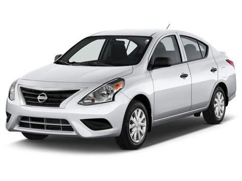 Image 2018 Nissan Versa 4 Door Sedan Cvt 16 Sv Angular