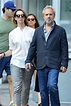Sam Mendes and Rebecca Hall in New York City 1 of 7 - Zimbio