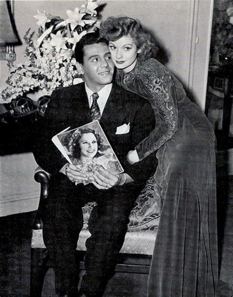 how did lucille and arnaz meet did lucille ball and desi arnaz really divorce twice