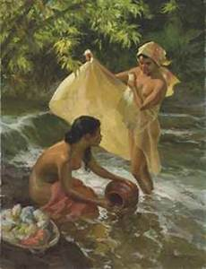 FERNANDO CUETO AMORSOLO | 20th Century, Paintings | Christie's