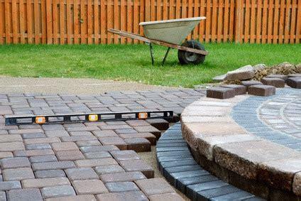 terrasse bauen stein terrasse mit steinen bauen 187 www selber bauen de