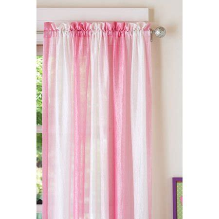 zone crushed ombre girls bedroom curtains walmartcom