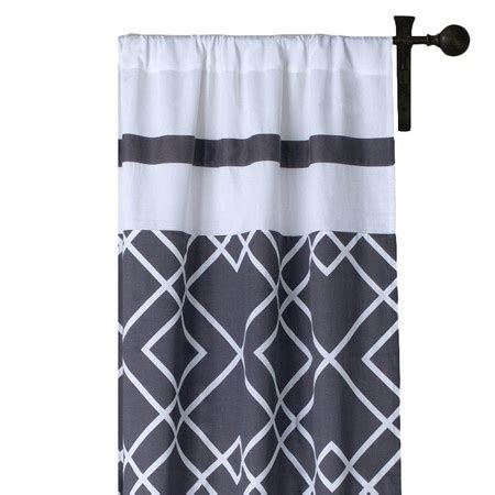 i pinned this josephine curtain panel in gray from the