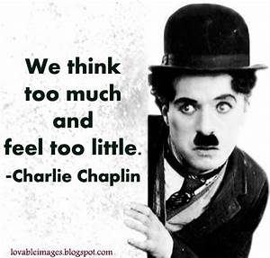 Lovable Images: Charlie Chaplin Image Quote Free Download ...