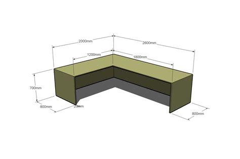 computer desk plans diy wood design useful corner bench woodworking plans