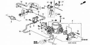 Honda Odyssey Body Parts Diagram