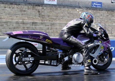gsxr  pro street motorcycle drag racing drag bike