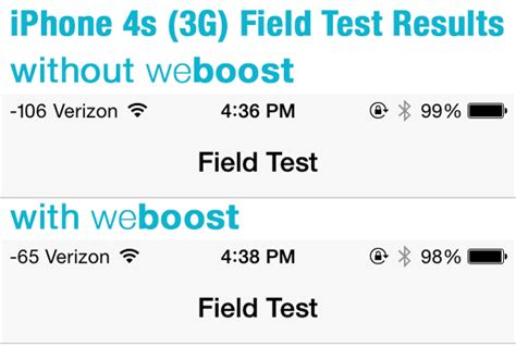field test iphone rv cell signal booster review and installation tips