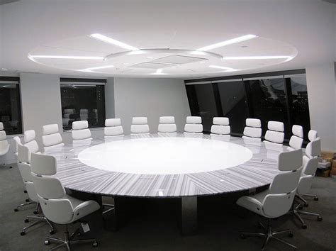 modern conference table ambience dore